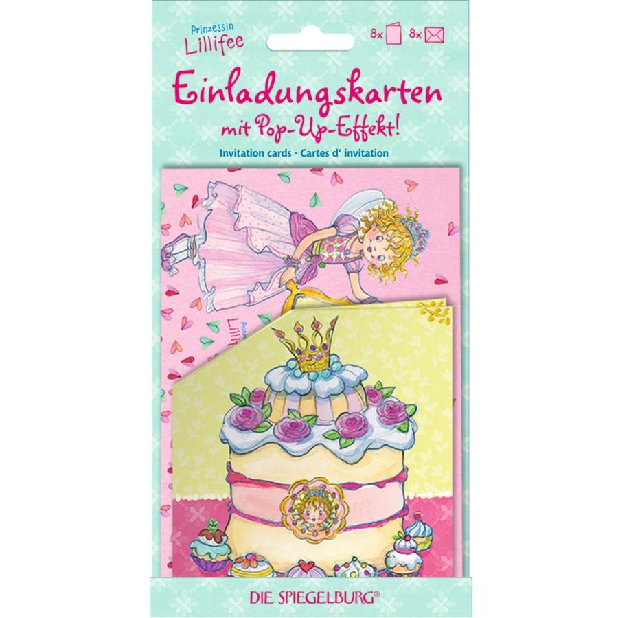 Startseite » Kindergeburtstag und Deko » Prinzessin Lillifee