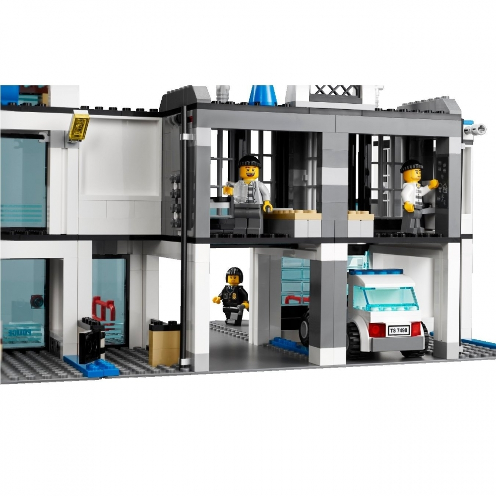lego city 60047 instructions