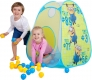 Spielzelt Pop up Ball-Haus Minions
