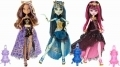 Barbie Puppen Monster High Wünsche Party
