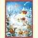 Kinder Adventskalender Krippe